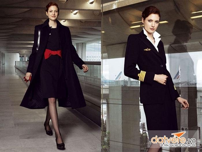 Đồng phục hãng hàng không Air France