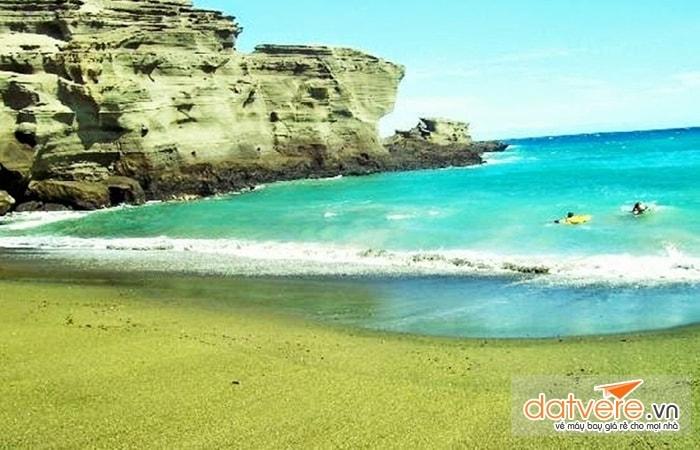 Bãi biển Papakolea
