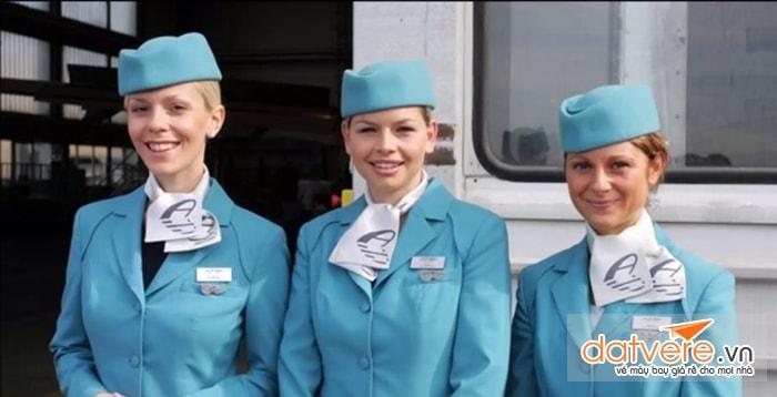 Đồng phục hãng hàng không Adria airways