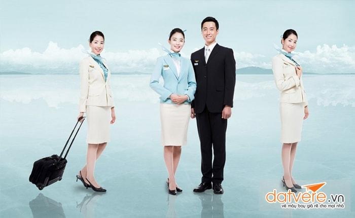 Đồng phục hãng hàng không Korean air