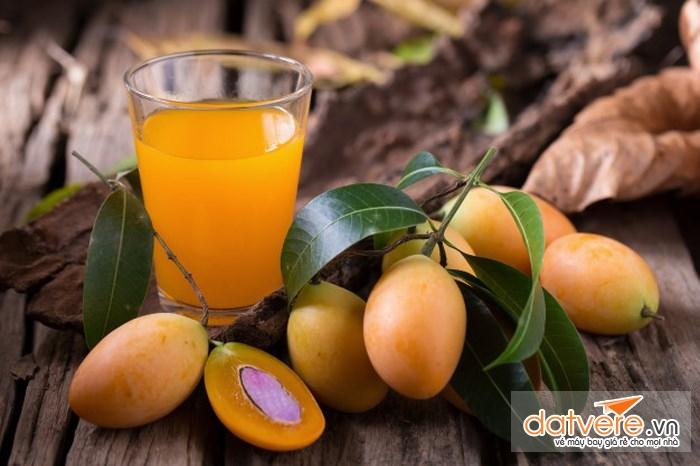 Loại trái cây mới xuất hiện tại Thái Lan