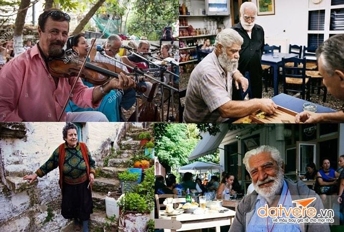 Đảo Ikaria, Hy Lap- Đảo của những người trường thọ