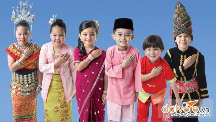 Malaysia có nền văn hóa rất đa dạng