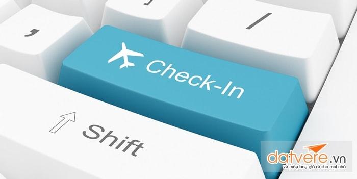 Check in trực tuyến