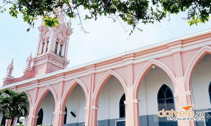 Nhà thờ Con Gà ở Đà Nẫng