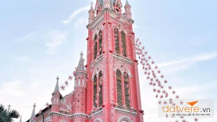 Nhà thờ Tân Định, Sài Gòn