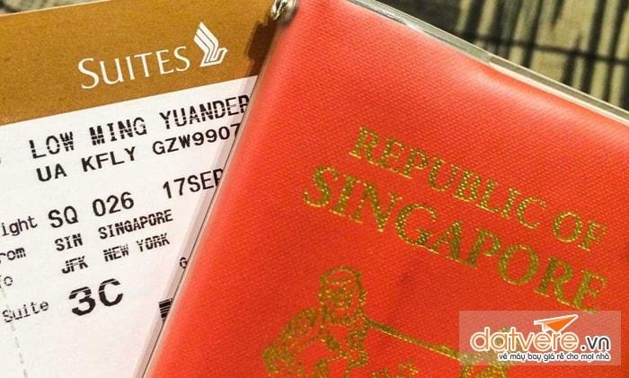 Hộ chiếu đi Singapore