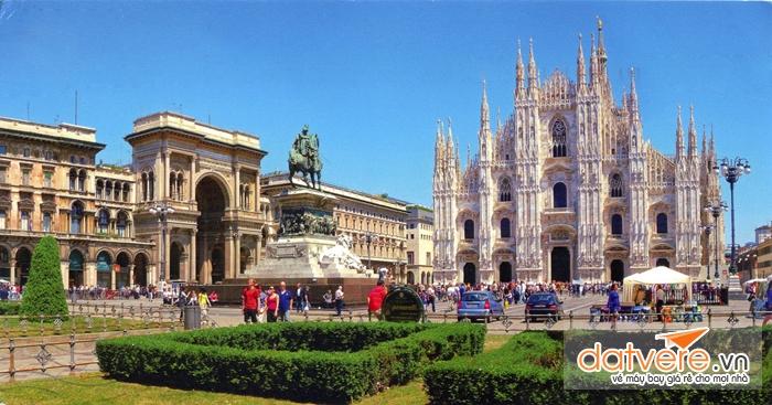 Nhà thờ chính tòa Milan