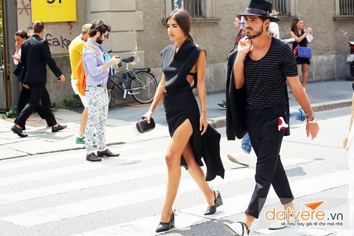 Milan kinh đô thời trang thế giới