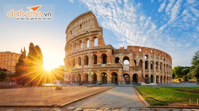 Đấu trường La Mã, Rome