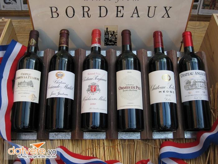 Rượu Bordeaux