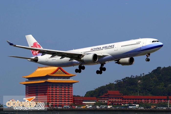 Hãng hàng không China Airlines ở Đài Loan