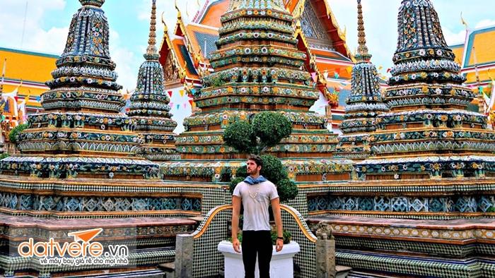 Du lịch Chùa Thái Lan