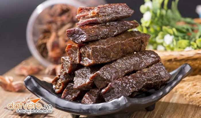 Thịt bò nướng Yaks
