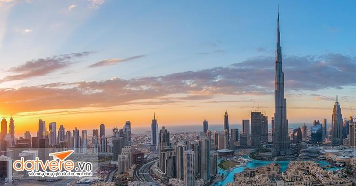 Toàn bộ thành phố Dubai