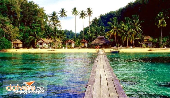 Xứ sở vạn đảo