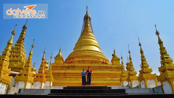 Chùa Sandamuni, Mandalay