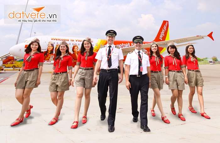 Đội bay Vietjet