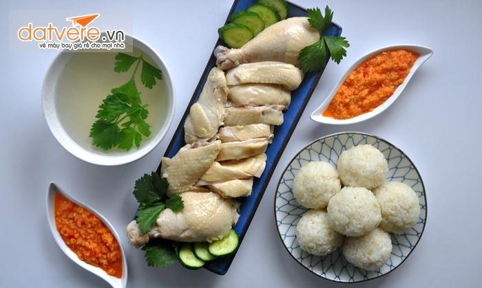 Cơm gà Nam Hải