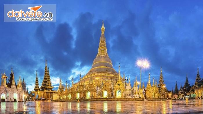 Chùa Shwedagon, Yangon