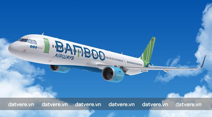 Tàu bay hiện đại của Bamboo Airways