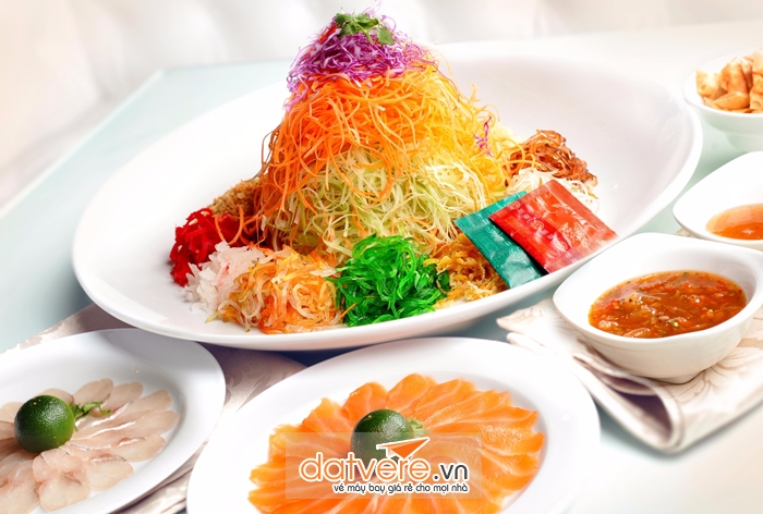 Món ăn Ya Shang là món ăn truyền thống của hai đất nước Singapore và Malaysia