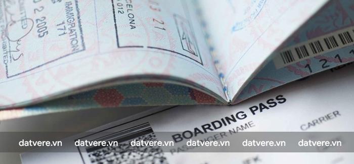 Thẻ lên tàu bay
