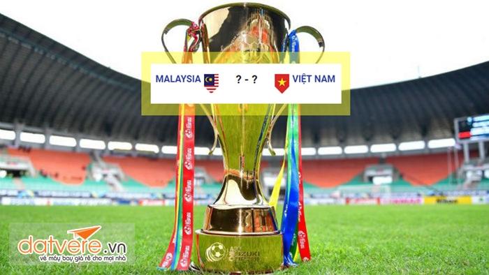 Trận chung kết lượt đi Việt Nam và Malaysia