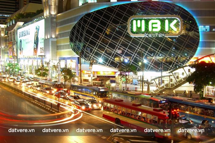 Trung tâm thương mại MBKTrung tâm thương mại MBK