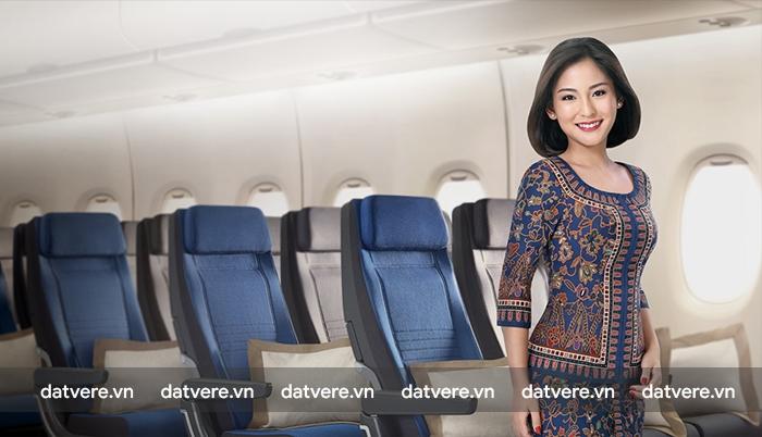 Singapore Airlines được bình chọn là hãng hàng không tốt nhất Thế giới