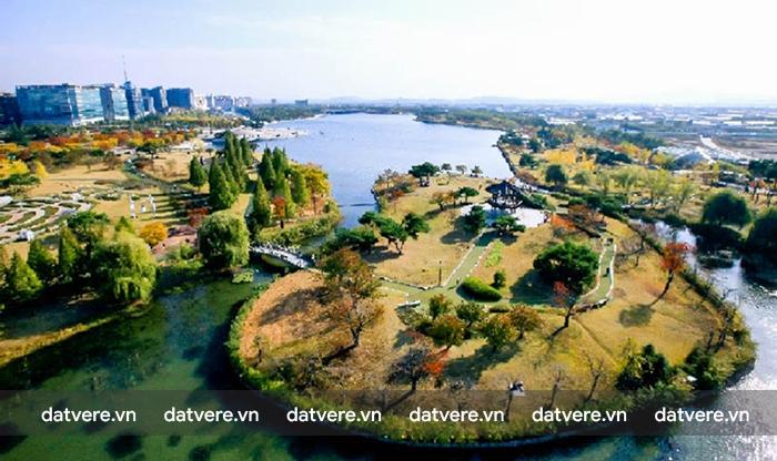 Công viên Hồ Ilsan