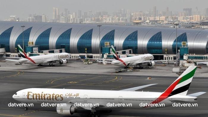 Hãng hàng không Emirates Airlines