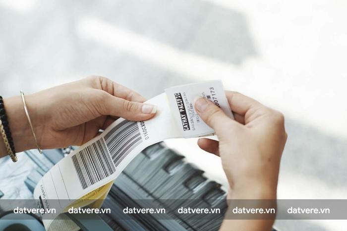 Kiểm tra lại thông tin hành lý để tránh nhầm lẫn