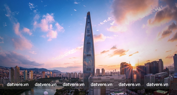 Tòa Lotte World Tower