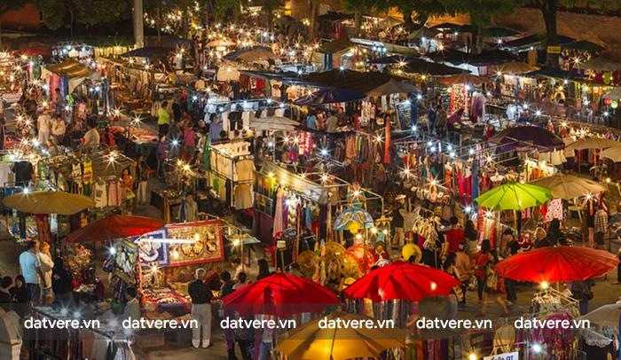 Chợ đêm Chiang Mai