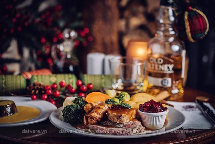 Bàn tiệc của người Thụy Điển dịp lễ Phục Sinh