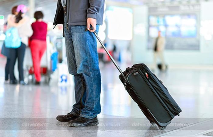 Hành lý gọn nhẹ giúp bạn di chuyển dễ dàng hơn