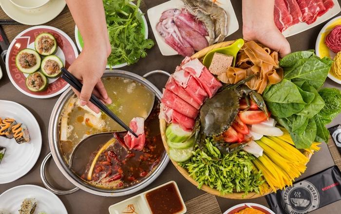 Đông Hà Nội thưởng thức các món lẩu