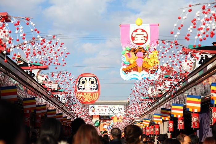 Khám phá sự khác biệt ngày Tết 2020 của người Nhật Bản