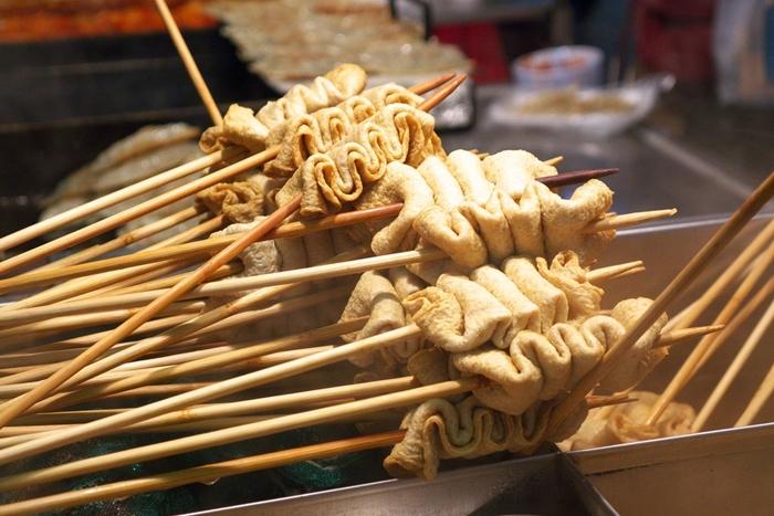 Du lịch Hàn Quốc thưởng thức những món ăn đường phố huyền thoại