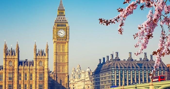 Big Ben biểu tượng của nước Anh