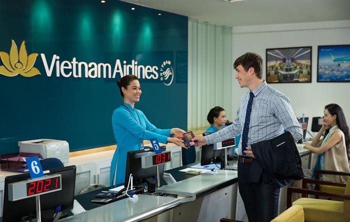 Hướng dẫn cách đổi tên trên vé đã mua của Vietnam Airlines