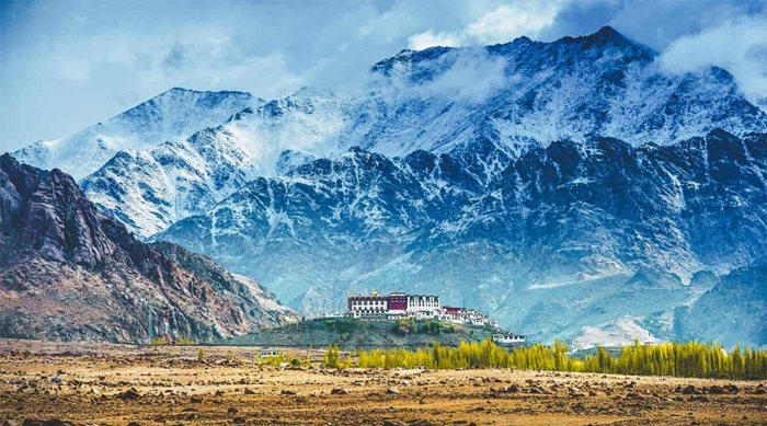 Ladakh - Ấn Độ