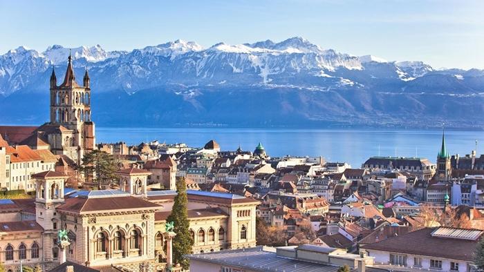 Lucerne điểm đến du lịch nổi tiếng nhất Thụy Sỹ