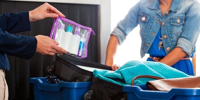 Quy định chất lỏng trên các chuyến bay quốc tế
