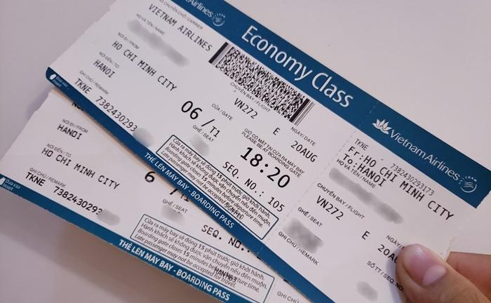 Có được phép đổi tên trên vé đã mua của Vietnam Airlines?