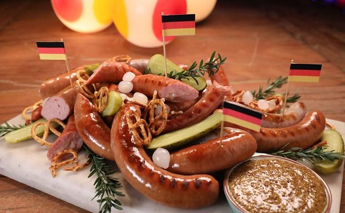 Xúc xích Đức