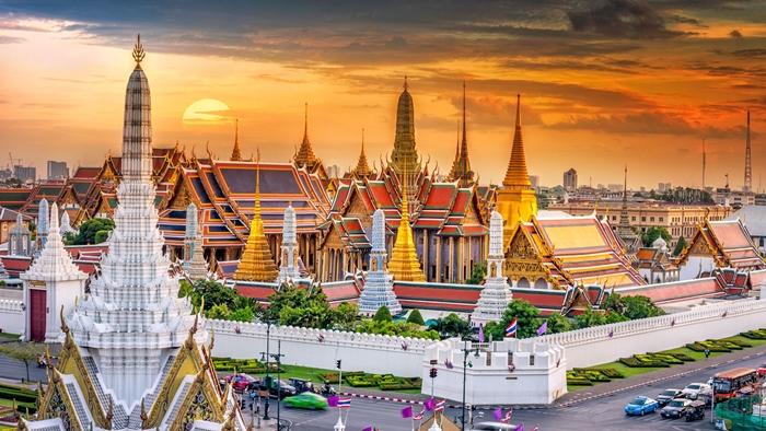 Bangkok, Thái Lan - Điểm du lịch phù hợp với cung Song Tử (21/5 – 20/6) trong năm 2020