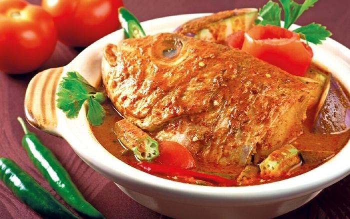Cà ri cá Homok món ăn đặc trưng tại Phuket