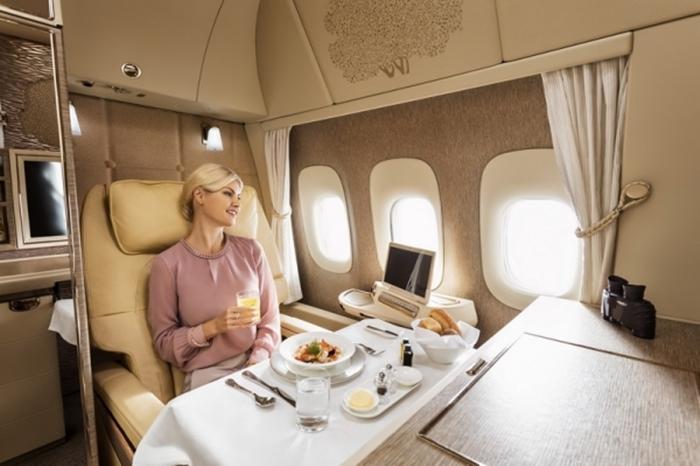 Chọn khoang ghế ngồi tiện ích - Cách thư giãn cho những hành trình bay dài xuyên lục địa